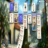 Dwonload Hardwood Solitaire IV Cell Phone Game